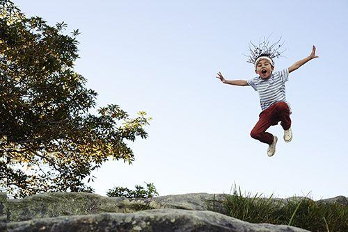 The Ian Potter Children's WILD PLAY Garden - Centennial Parklands