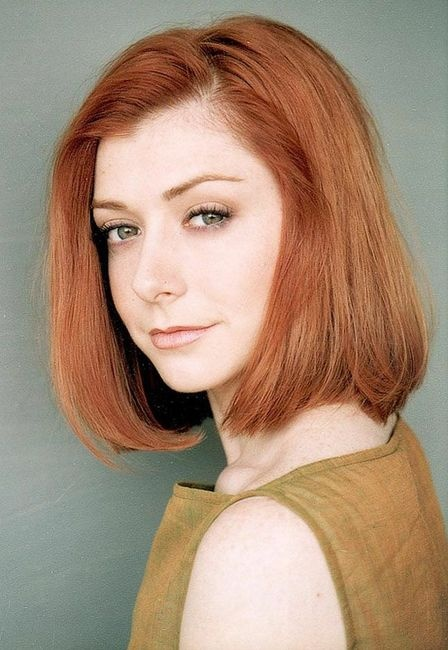 Alyson Hannigan Photograph