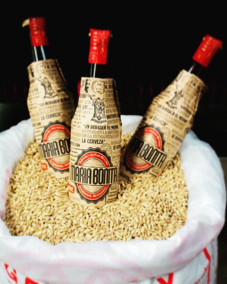 ¡Maria Bonita siempre mejora tu día! #OmbligoDeSemana  #Cervecería #MaríaBonita #cervezaindependiente #cervecerosartesanos #tradición #cultura #México #cervezalibre #YoTomoMaríaBonita #hechoenmexico #tomaartesanal #artesanal #craft #craftbeer #brew #brewer #beerporn #craftculture #hopheads #instabeer #instabrew #beergeek #beerlover #untappd #beersnob #microbrewery #MX