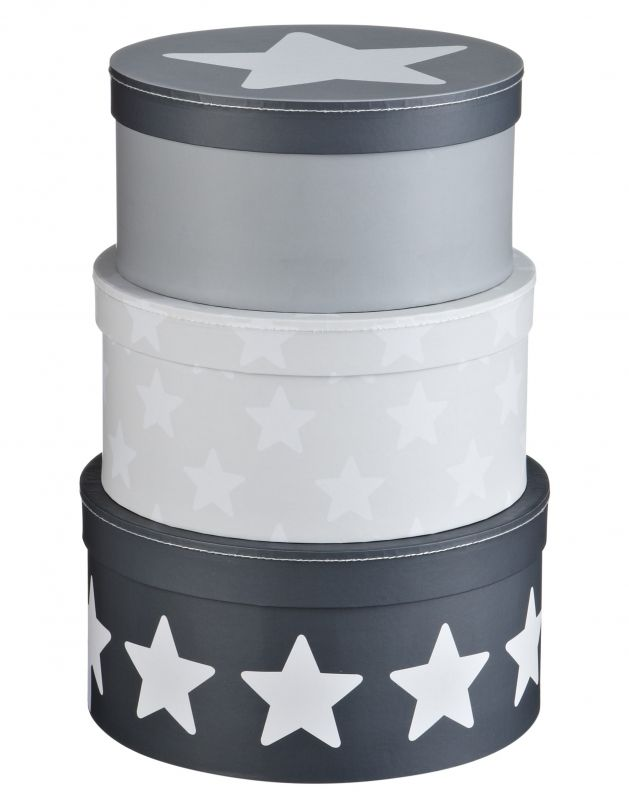 Star pappbox 3-pack