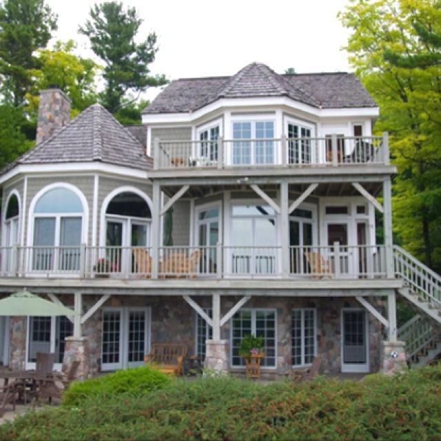 Lake Michigan Beach House. Dream Home.