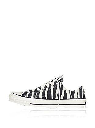 Converse Sneaker Premium Ox 1970´S Canvas (Bianco/Nero)