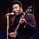 McKinley Morganfield (April 4, 1913 – April 30, 1983) AKA Muddy Waters. The father of modern Chicago blues.