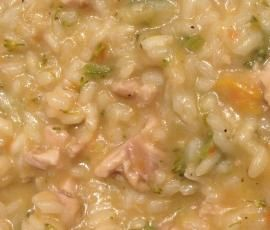 Recipe Clone of Chicken & Leek Risotto by netty_1961 - Recipe of category Pasta & rice dishes