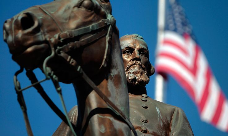 Racist public symbols in the US go far beyond the Confederate flag