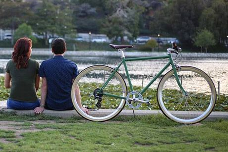 Bicicletas 6KU Silverlake City 8V -https://www.volavelo.com/comprar-bicicleta-paseo/6ku/bicicleta-6ku-silverlake-city-8v.html