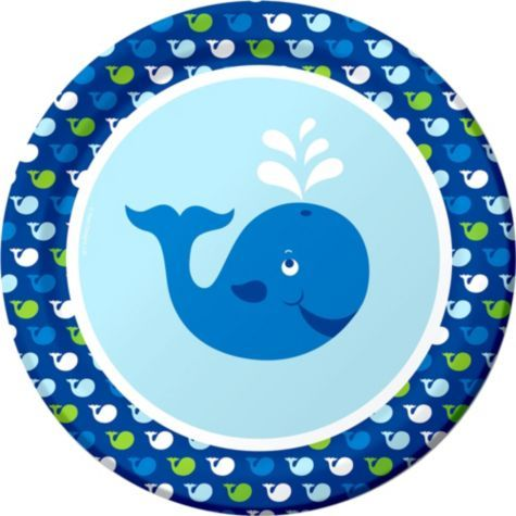 Ocean Preppy Lunch Plates 8ct - 1st Birthday Party Themes - 1st Birthday - Birthday Party Supplies - Categories - Party City