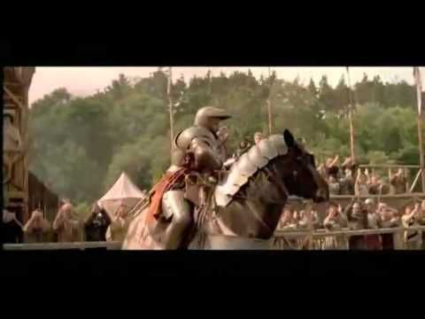 A KNIGHTS TALE We Will Rock You the movies intro - YouTube