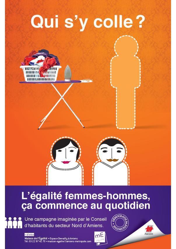Recherche sur l'égalité homme femme