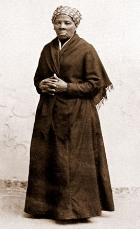 I wish we learnt more about Harriet Tubman at school. She's more than an inspiration.