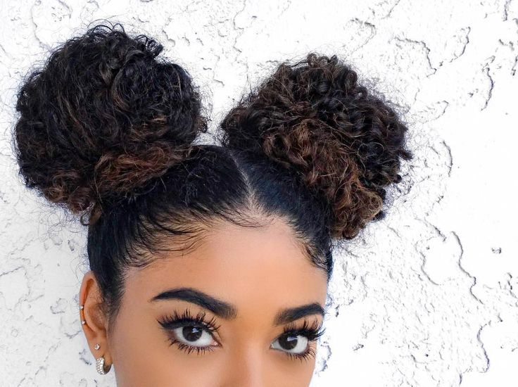 Natural Curly Styles For Black Hair: Best 25+ Naturally Curly Hairstyles Ideas On Pinterest