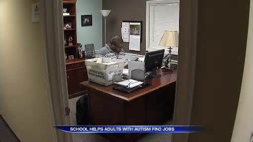ASD News School helps adults with autism find jobs in central Pa. - http://autismgazette.com/asdnews/school-helps-adults-with-autism-find-jobs-in-central-pa/