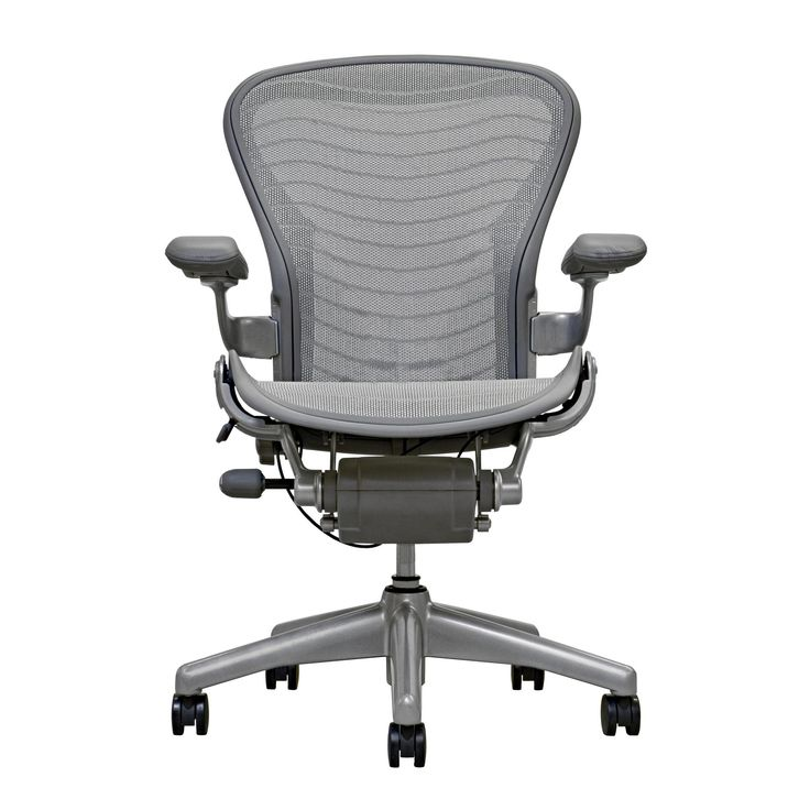 Herman Miller - Aeron - moffice.dk. #kontorindretning #kontorstol #office #bæredygtig #genbrug #ergonomi