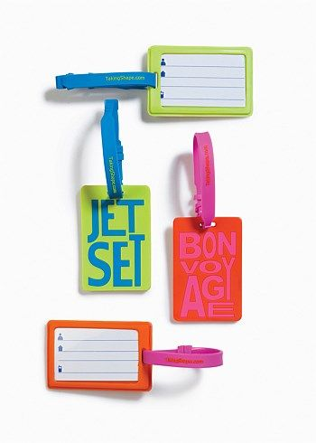 Luggage Tags #gift #travel