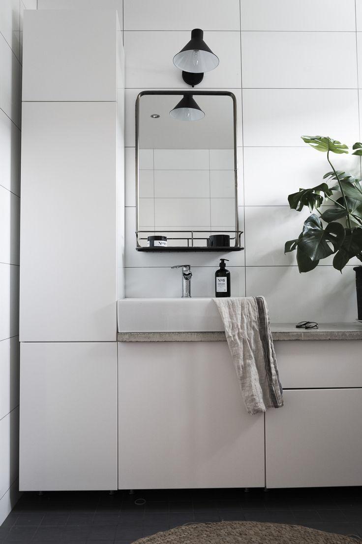 IKEA hack badrum