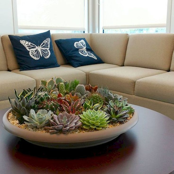 Indoor Garden Apartment Design Ideas For Summer