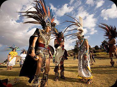 Danzas Mexicanas | MEXIHCA