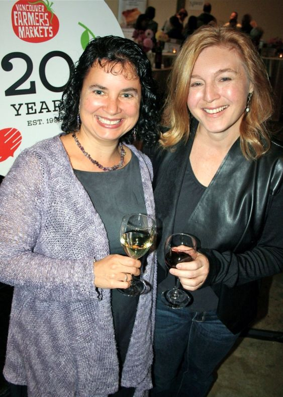 Two hundred guests celebrated the harvest at the Vancouver Farmers Markets' sixth-annual RIPE benefit fronted by society chair Carla Shore and executive director Tara McDonald. Proceeds support the year-round operations of the popular farmers markets that have been running for two decades.