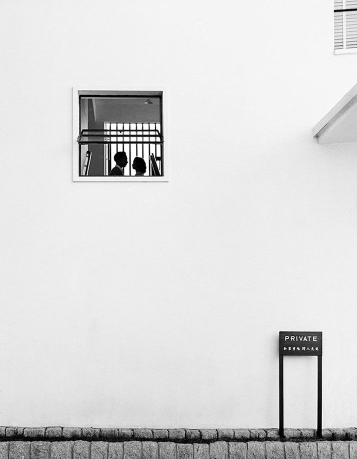 1950's Hong Kong Inspires New Photography Series by Fan Ho 何藩 | Yatzer