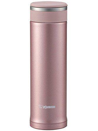 Zojirushi SM-JA36PR 0.36-Liter Stainless Steel Vacuum Insulated Mug, Rose ❤ Zojirushi