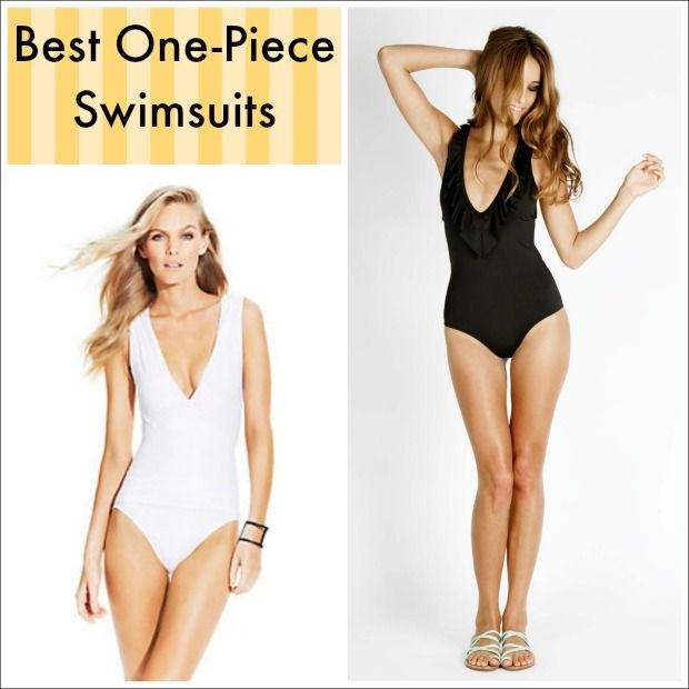 Best one piece swimsuits