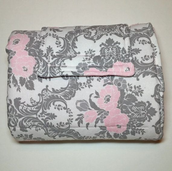 Travel Diaper Changing Pad -... from BabblesBubblesBows on Wanelo
