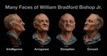 Bradford Bishop killed his family then vanished.