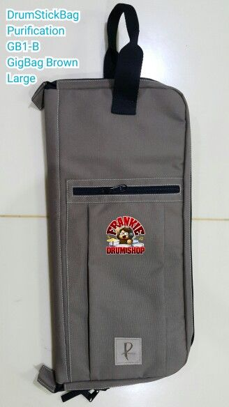 Purification DrumStickBag Brown Large - Made in Indonesia