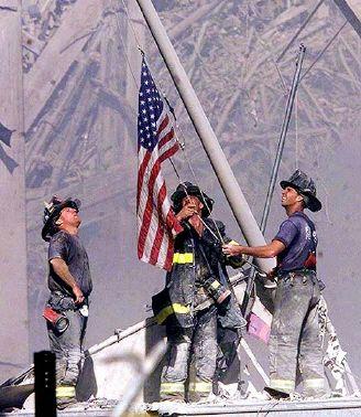 september 11...lift it high