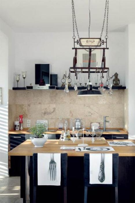 126 besten KITCHEN Bilder auf Pinterest Küchenschränke, Küchen und - küche fliesenspiegel verkleiden