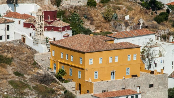 Visiting Hydra the museum is a must. - Review of Lazaros Koundouriotis Mansion (National Historical Museum), Hydra Town, Greece - TripAdvisor
