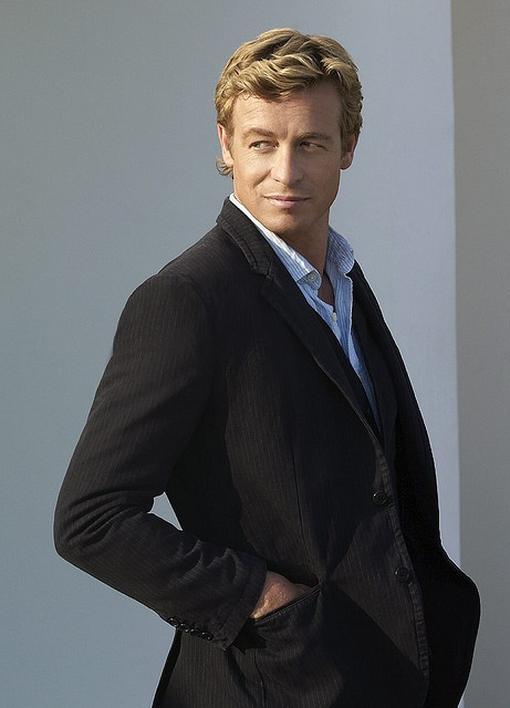 Royce Lansing, Sarah's ex-husband (aka actor Simon Baker)