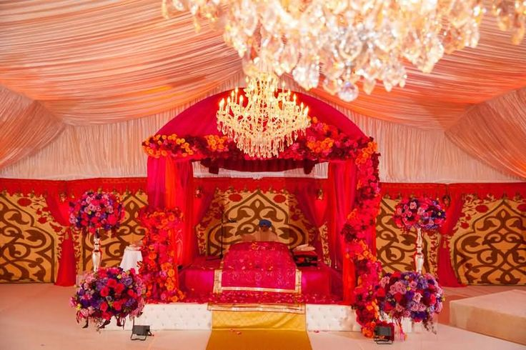 Sikh Wedding Four Seasons | Exquisite Events