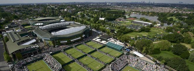 Wimbledon Lawn Tennis Club Museum & Tour