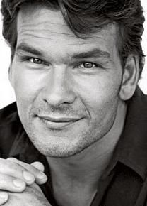 Patrick Swayze, a brave man that battled pancreatic cancer til the end.  RIP Patrick