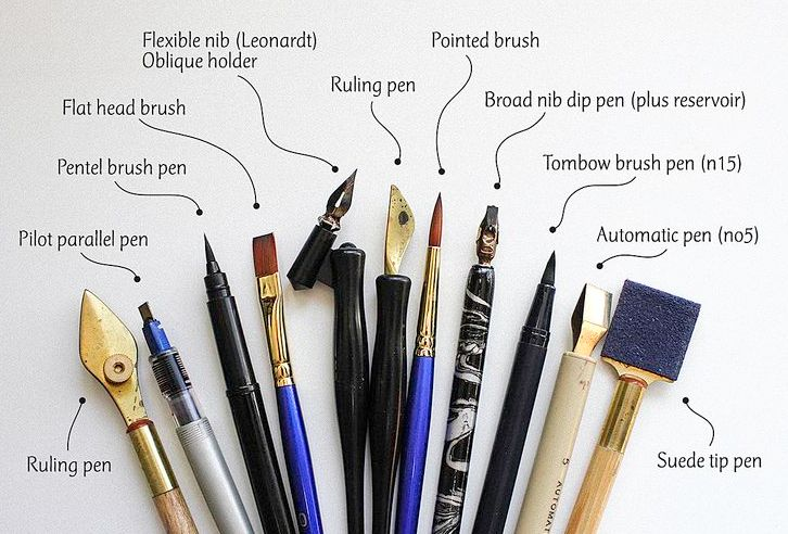 What pen to use?