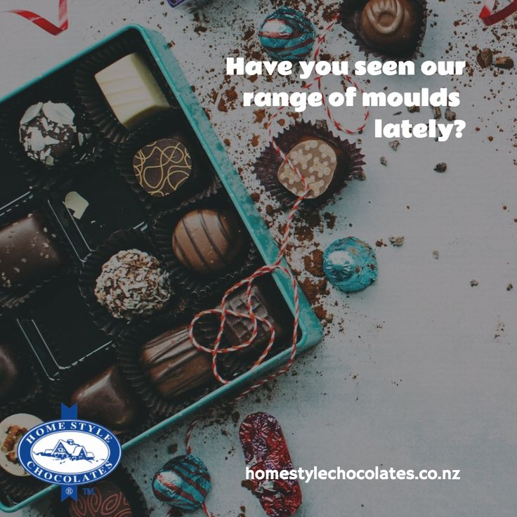 When was the last time you checked out our range of moulds? Take a look today  #chocolates #chocolatemoulds #cooking #gifts