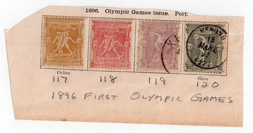 Olympic games essay