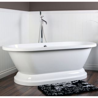 1000 ideas about bathtub dimensions on pinterest shower Best acrylic tub
