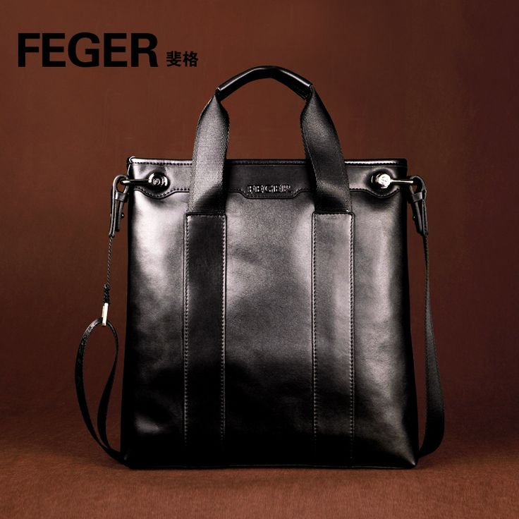 Aliexpress.com : Buy Feger male cowhide handbag fashion commercial briefcase messenger   bag discount sale promotional item free shipping wholesales from Reliable leather messenger bag men suppliers on Yammy Si's store. $57.59