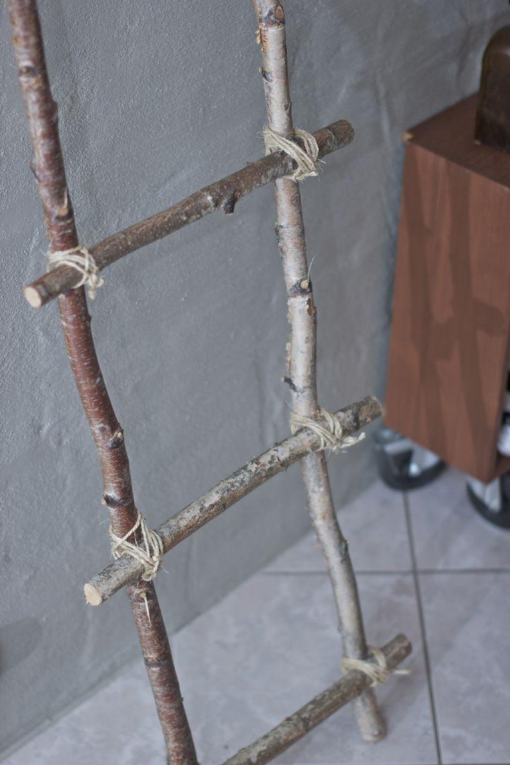 designhund: gaver fra hjertet.  try small twigs for earrings
