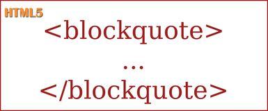 Tech Time: Blockquotes