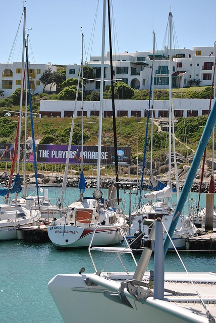 Club Mykonos - Langebaan Marina - about 2 hours drive from Cape Town on the West Coast.