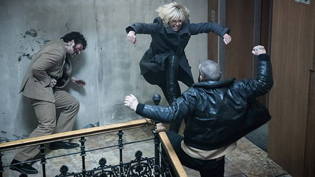 'Atomic Blonde': Charlize Theron Is The Epitome Of Bad Ass In This Must-See Spy Film https://tmbw.news/atomic-blonde-charlize-theron-is-the-epitome-of-bad-ass-in-this-must-see-spy-film  Move over James Bond, there's a new spy in town and she's a fierce blondie with a license to kill! Charlize Theron channels a bad-ass MI6 agent in her thrilling new film 'Atomic Blonde,' and she is a serious force to be reckoned with.Atomic Blonde, in theaters on July 28, 2017 , is a shocking, thrilling…