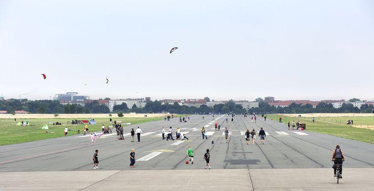 Freizeit - Tempelhofer-Feld - Tempelhofer-Feld