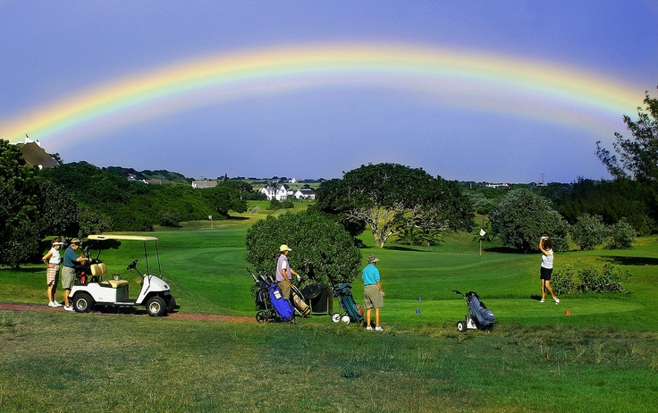 Surf & Golf @ St Francis Bay, South Africa