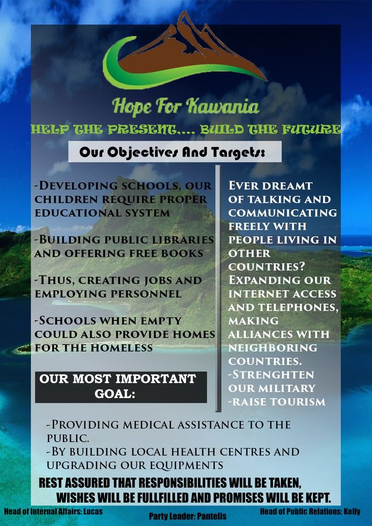 HOPE FOR KAWANIA  HELP THE PRESENT...   BUILD THE FUTURE  CPE CLASS 2014-15