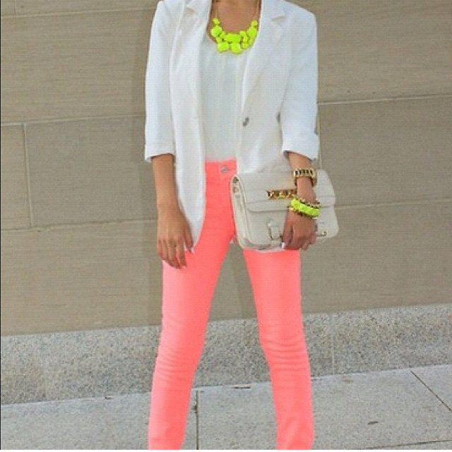 Cool summer day outfit.
