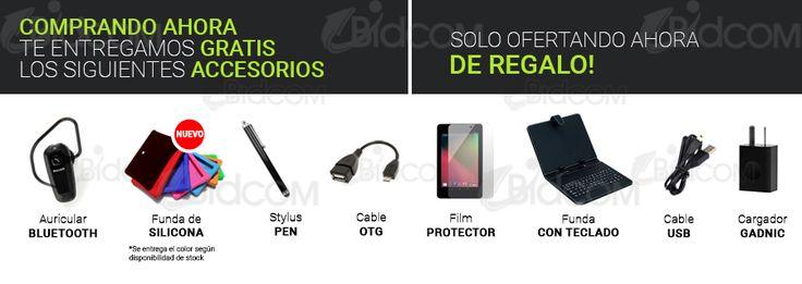Tablet PC Gadnic Dual Sim Celular + 3G + GPS 1
