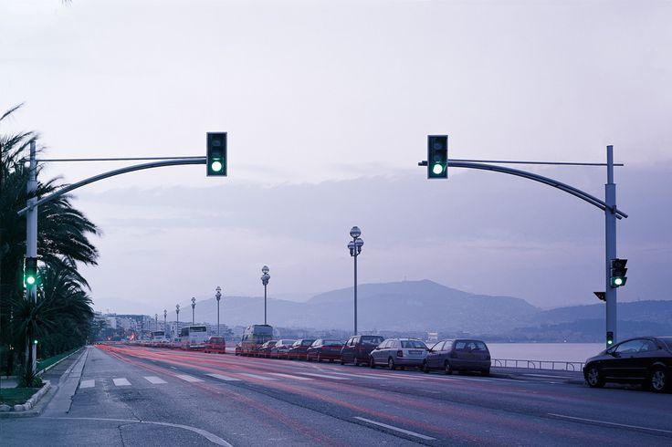 Technilum traffic light pole